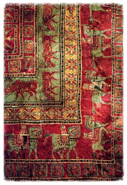 History Of Oriental Rugs